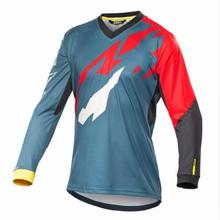 2019 new Seven Dh mtb jersey motocross long-sleeved cycling downhill top
