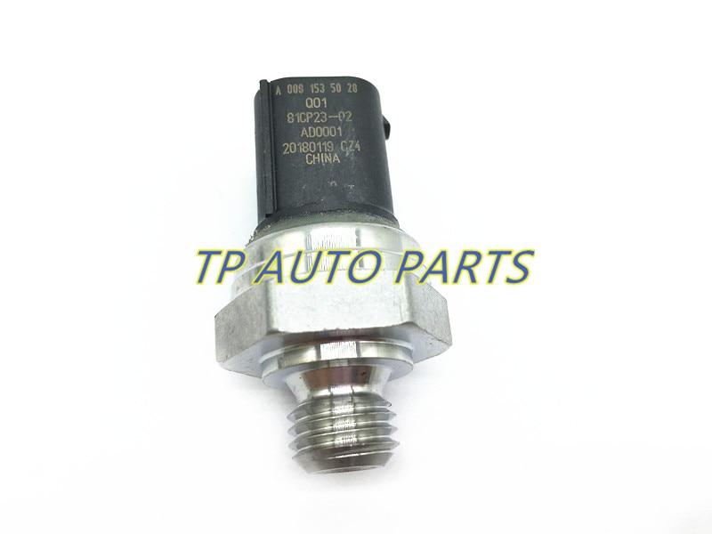 Free Shipping Oil Pressure Sensor OEM A0091535028 81CP23 02 81CP2302