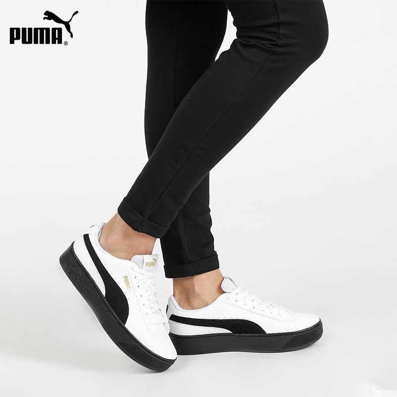 vikky puma platform white