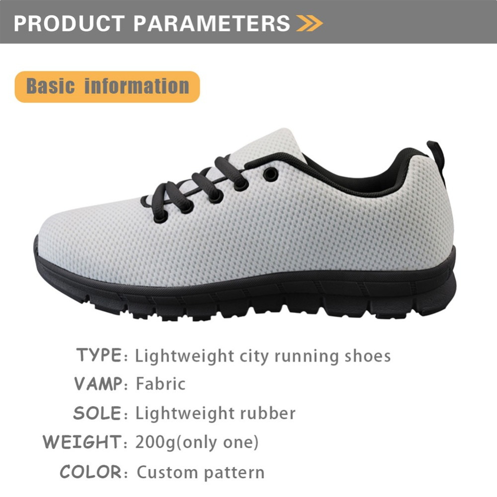 Respirant Baq Me Sneakers Marque Image send Appartements Conception Maille Chaussures Femmes Forudesigns Célèbre Casual Personnalisé Confortable rQsthdCxB