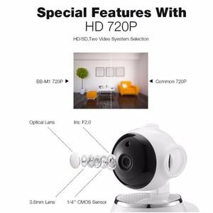 Image 3 - DIGOO BB M1 홈 보안 IP 카메라 720P 무선 스마트 와이파이 카메라 와이파이 오디오 기록 감시 베이비 모니터 HD CCTV 카메라