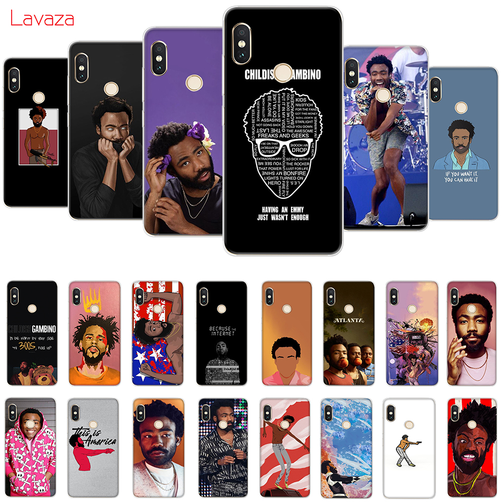 Lavaza Hard Case for Huawei <font><b>Mate</b></font> 10 <font><b>20</b></font> P9 P10 P20 Lite Pro P smart for Honor 8X 10 Lite This Is America Childish Gambino Cases image