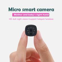 Wifi mini draadloze ip nachtzicht camera FHD 1080 P mini camera ip kleine micro camera ondersteunt 128 GB geheugen uitbreiding