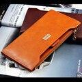 2016 venta caliente alta calidad carteras moda largo bolsa bolsos de diseño con cremallera mujer monedero titulares de la tarjeta Carteira Feminina