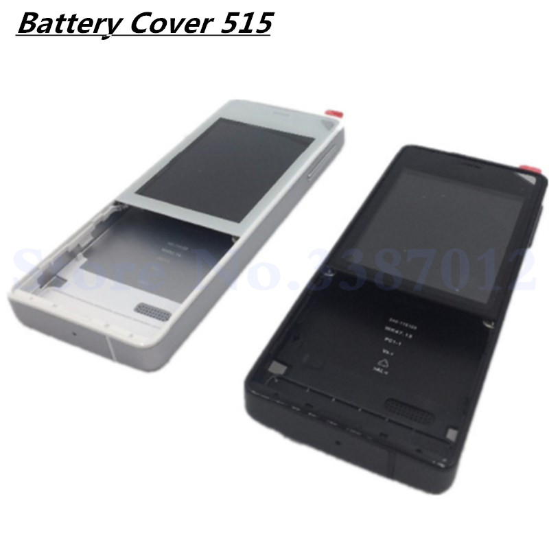 Vecmnoday Front Frame Battery Door Back Cover Housing Case For Nokia 515 RM-952 With Volume Button Without Keyboard