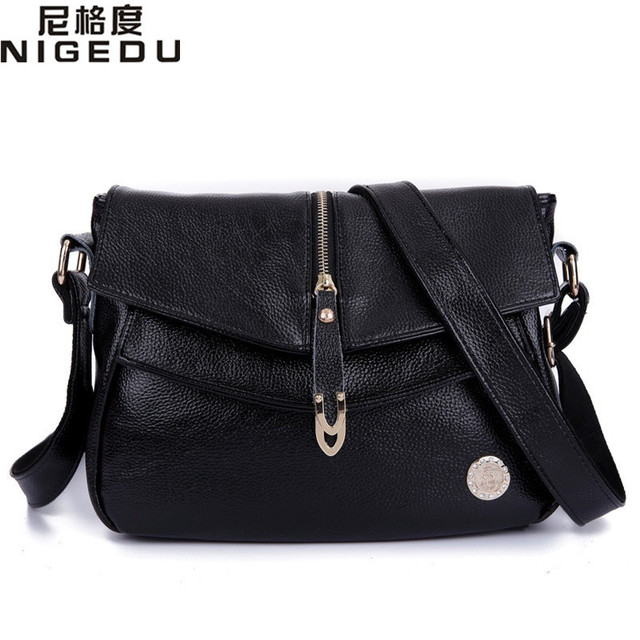 2017 NEW PU Leather women messenger bag mother tassel bag crossbody bags for women's shoulder bag handbag free shipping