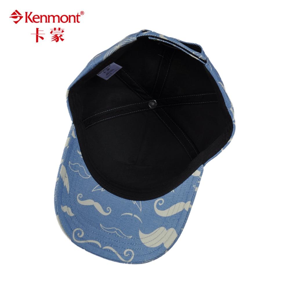 Kenmont Unisex Blue Grey Cotton Cartoon Moustache Novelty Baseball Cap  3182-in Baseball Caps from Men s Clothing   Accessories on Aliexpress.com  026b5f790673