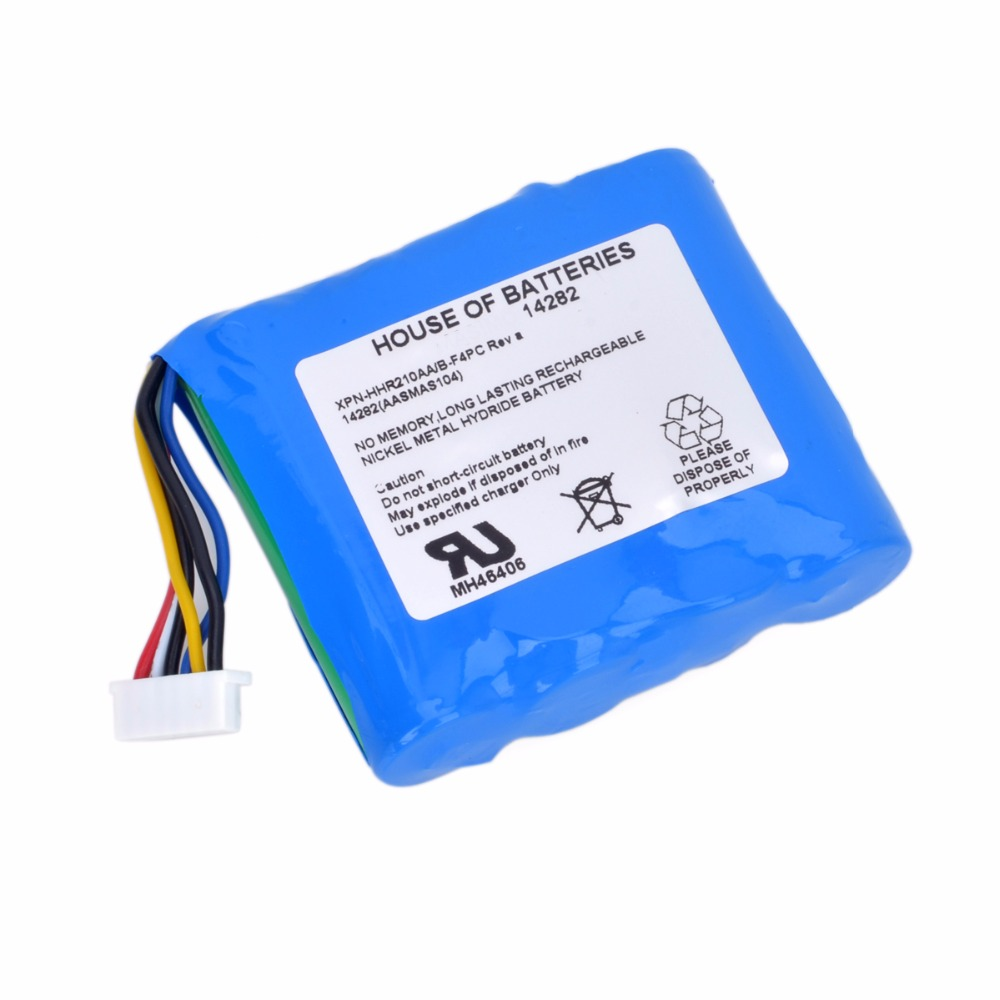 2000mAh New Oximeter battery for Masimo 14282 Radical-7 RAINBOW B11588 AMED3404 цена