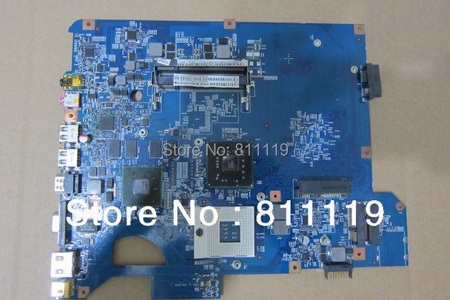 MB. WBN01.001 MBWBN01001 48.4BU01.01N Laptop Não-Integrado Motherboard mainboard Para TJ65 NV54