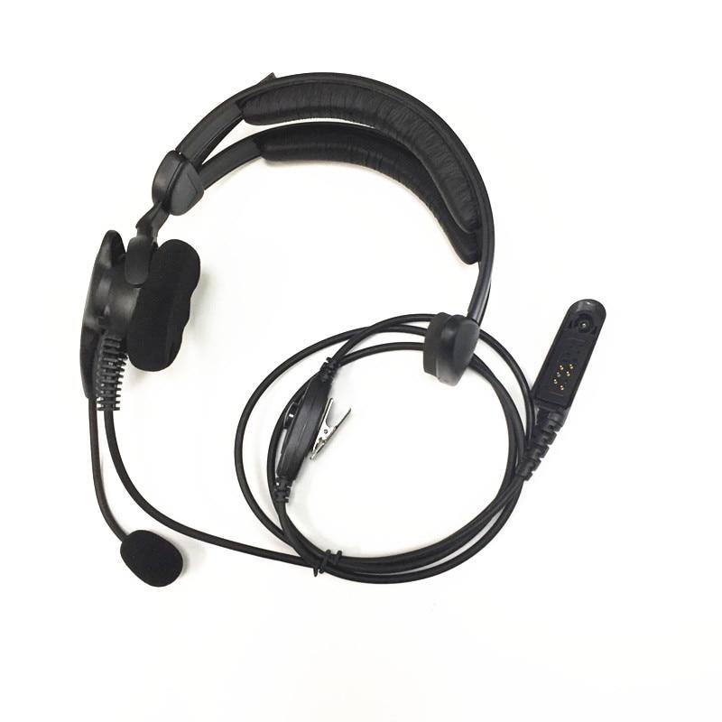Head-mounted High-end Telescopic Headphones For GP340 GP328 GP1280 PRO5150 GP338 GP380, GP640, GP680, GP1280