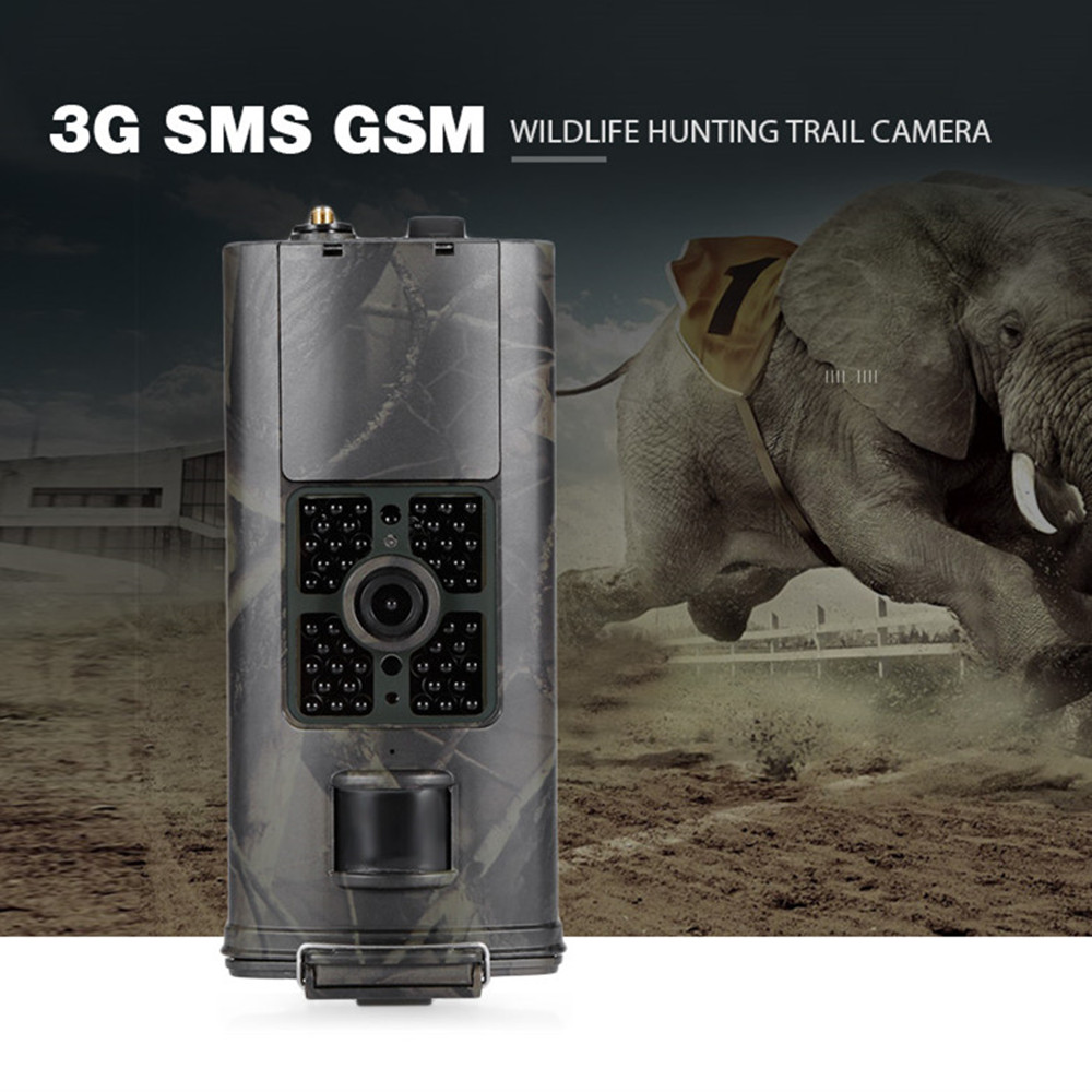 Outlife HC 700G Hunting Camera 3G SMS GSM 16MP 1080P Infrared Night Vision Wildlife Hunting Trail