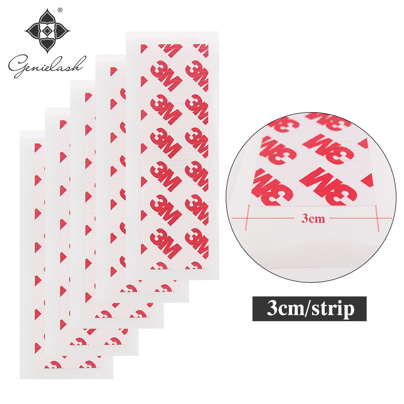 Genie Fast Fan Tapes For Volume Eyelashes Creating Volume Fans Make Up Tools For Individual Eyelash Extension Volume Fans Holder