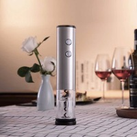 Xiaomi Mijia CIRCLE JOY Automatic Red Wine Bottle Stainless steel Electric Corkscrew Foil Cutter Base Cork Out Tool