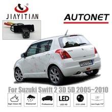 JiaYiTian Автомобильная камера заднего вида для Suzuki Swift 2 ZA11S ZC71S ZC11S ZD11S ZC21S ZC31S 2004~ 2010/камера заднего вида