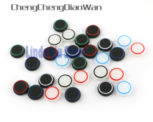 ChengChengDianWan 100pcs Silicone  Grips Cap  3D Joystick Grips cap For PS4 PS3 Xbox360 Xbox one Controller
