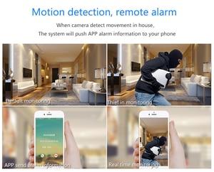 Image 5 - Home Security Camera IP 1080P WiFi PTZ Camera IR Night Vision baby monitor Surveillance Security camera Dome Surveillance Camera