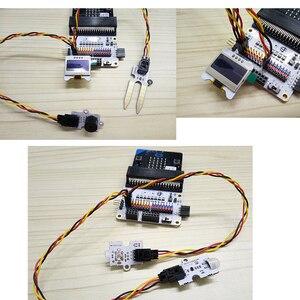 Image 3 - Для Micro: Набор бит Тинкера, разделительная доска, сенсорная панель Octopus для обучения в классе и начинающих DIY (без микробитной доски)