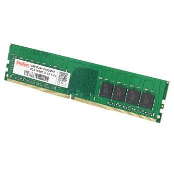 2666Mhz nowy KingSpec DDR4 4GB 8GB 16GB pamięci ram 288pin na pulpit na PC z wysoką wydajnością wysoka prędkość darmowa wysyłka tanie i dobre opinie 2666 MHz CN (pochodzenie) D4-4GB 7-7-7-20 1 2VV