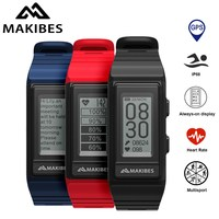 NEW Makibes G03S GPS Multisport Smart Band Heart Rate Fitness Wristband IP68 waterproof Always on display GPS activity tracker