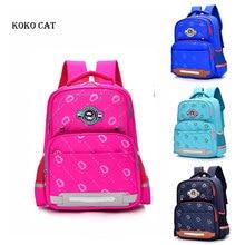 Anime School Backpack for Girls Children's Bookbag Burden Shoulders Bag Cute Cartoon Beauty Printing Rucksack Mochila Infantil недорго, оригинальная цена