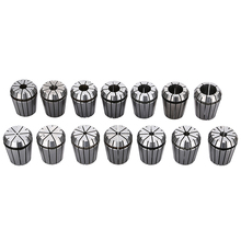 14Pcs ER32 Collet Chuck Set 2-20mm Tool Holder Arbor Milling Chucks CNC Lathe Tools For Engraving Drilling/Tapping Machine Tools