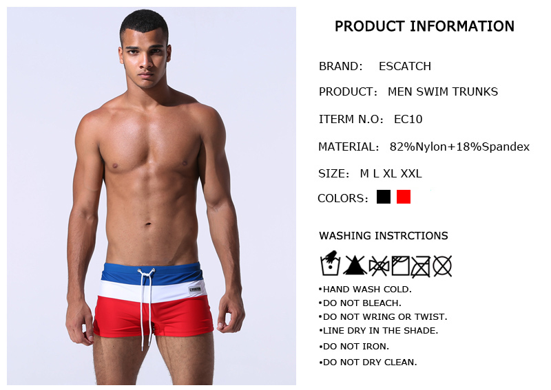 Topdudes.com - Men's High Quality Summer Holiday Swimming Sports Beachwear