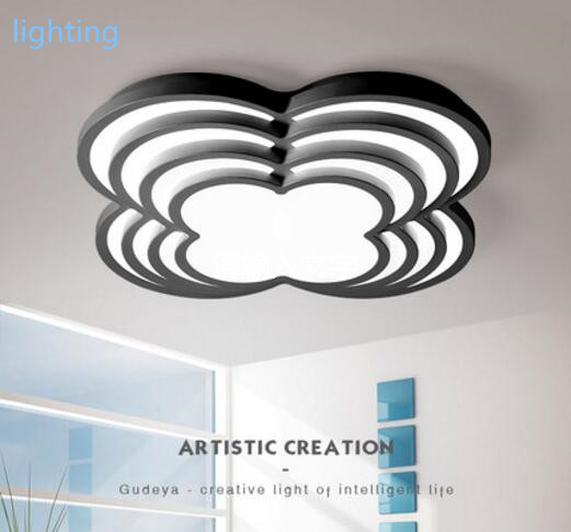 New Rectangle Acrylic ceiling light modern living room ceiling lamp deco white color interior lightingNew Rectangle Acrylic ceiling light modern living room ceiling lamp deco white color interior lighting