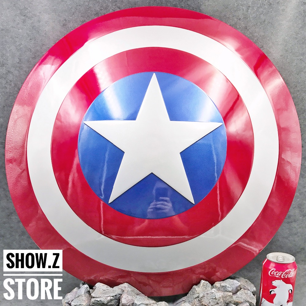 [ABS Made] V1.0 CATTOYS 1:1  Captain America Shield Movie Color Version Replica&Prop the avengers civil war captain america shield 1 1 1 1 cosplay captain america steve rogers abs model adult shield replica