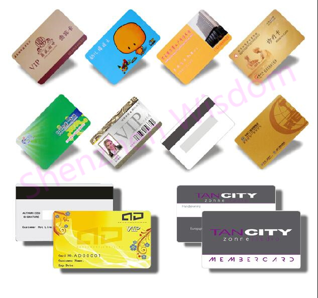 500pcs Lot 125KHz RFID Card Printed Custom Printing Arbitrary Pattern Serial Number VIP Card Pirnting Access