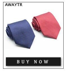 AWAYTR New Design Males Tie 8cm Striped Traditional Enterprise Neck Tie For Males Swimsuit For Wedding ceremony Occasion Necktie HTB1umhirwoQMeJjy0Foq6AShVXaB