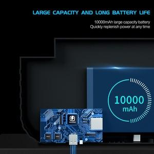 Image 4 - Funda de batería de 10000mAh para consola Nintendo Switch, con soporte, Cargador rápido, batería externa para Nintendo Switch NS NX