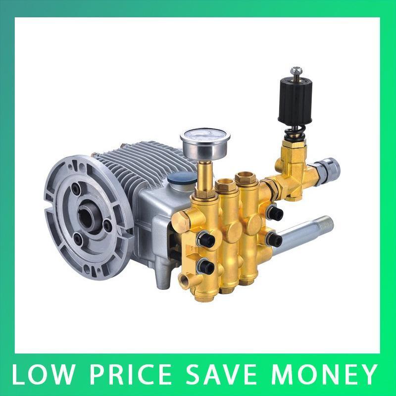 9.19 18L/min Piston Plunger Pump Copper High-pressure Triplex Plunger Pump лапомойка paw plunger малая paw111 розовый