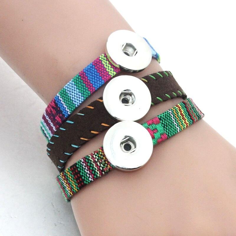 Wholesale 10pcs/lot Handmade 18CM-25CM leather bracelets Chis