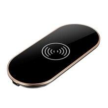 Up3 Qi три катушки Беспроводное зарядное устройство База беспроводной зарядки генераторный контур для Iphone samsung и другой беспроводной зарядки Mobi