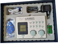 Low And Medium Frequency Acupuncture therapy device FZ 1. FZ 3 Lcd cervical spine health care massage relaxant Russian langauge