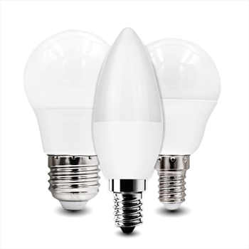 6pcs LED Bulb E27 E14 3W 5W 7W 9W 12W 15W 18W AC220V-240V Real Power Smart IC LED Lampada Bombilla Ampoule Cold White Warm White - DISCOUNT ITEM  40% OFF All Category