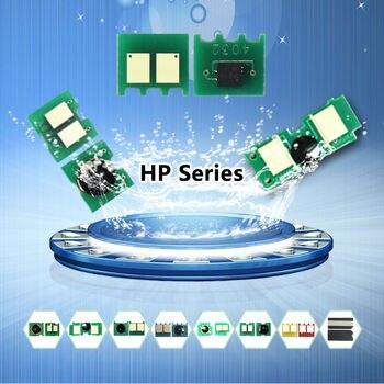 J31 chip tóner Universal reset compatible para HP 285A 283A 280A 505A M476 1025, 1215, 1415, 2025 CRG418 CRG416 CRG331 CRG329