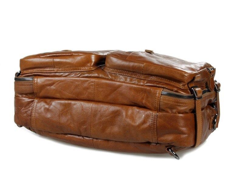 Жоғары сапалы көп функциялы Vintage 100% - Багаж және саяхат сөмкелері - фото 2