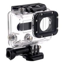 цена на Protective Skeleton Housing Case Camera Camcorder Shell for Gopro Hero 3 Suptig Open Side lens Glass