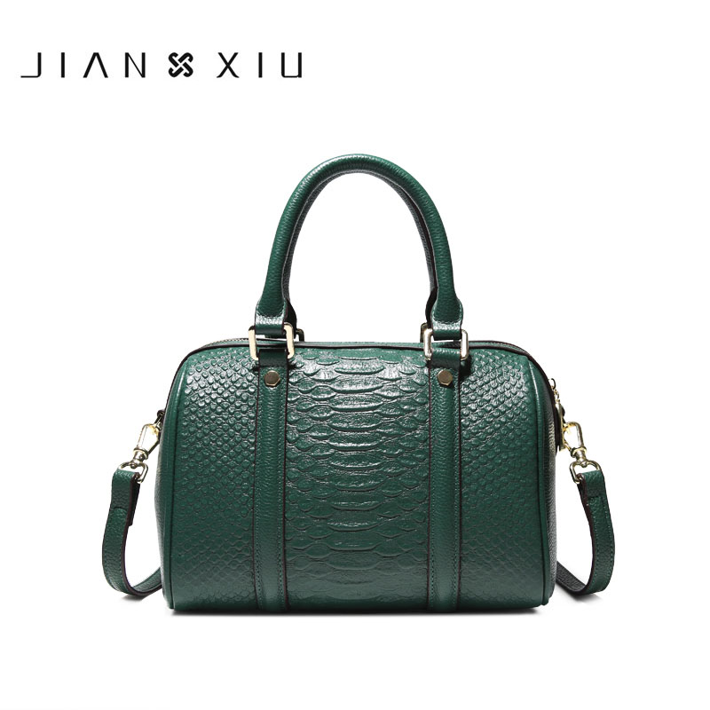 High Quality Genuine Leather Bags JIANXIU Women Designer Handbags Bolsos Mujer Sac a Main Bolsas Feminina Shoulder Messenger Bag 10 is кожаные кеды ten top max