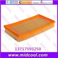 O envio gratuito de Alta qulality cabine Filtro De Ar filtro 13717593250 13 71 7 593 250 filter cabin filter airfilter ir -
