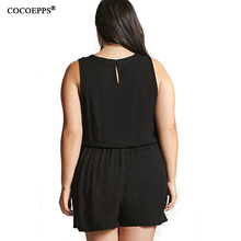 Sleeveless Women's Fashion Jumpsuit