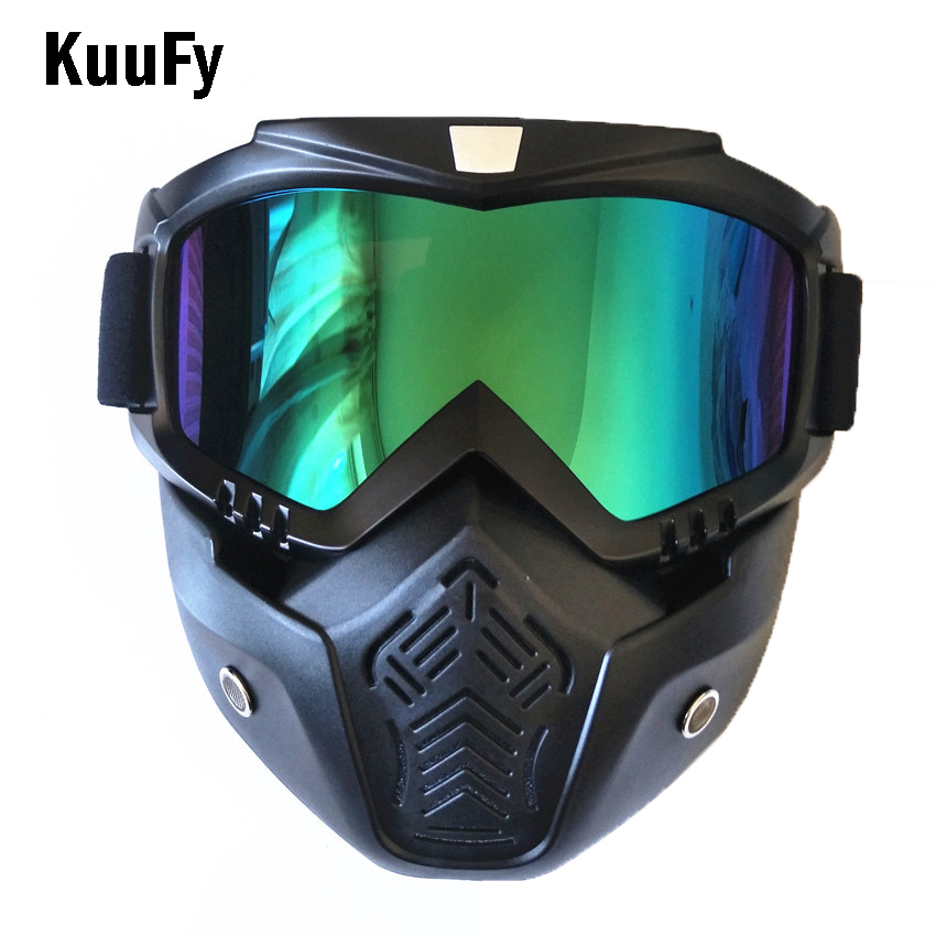 Ski Goggles UV400 Winter Snowboard Dustproof Wind Protection Big Ski Glasses