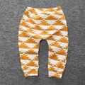 1 UNIDS Nuevo Bebé Bebé Niñas Leggings Bebé Pantalones de Algodón 0-2 Años