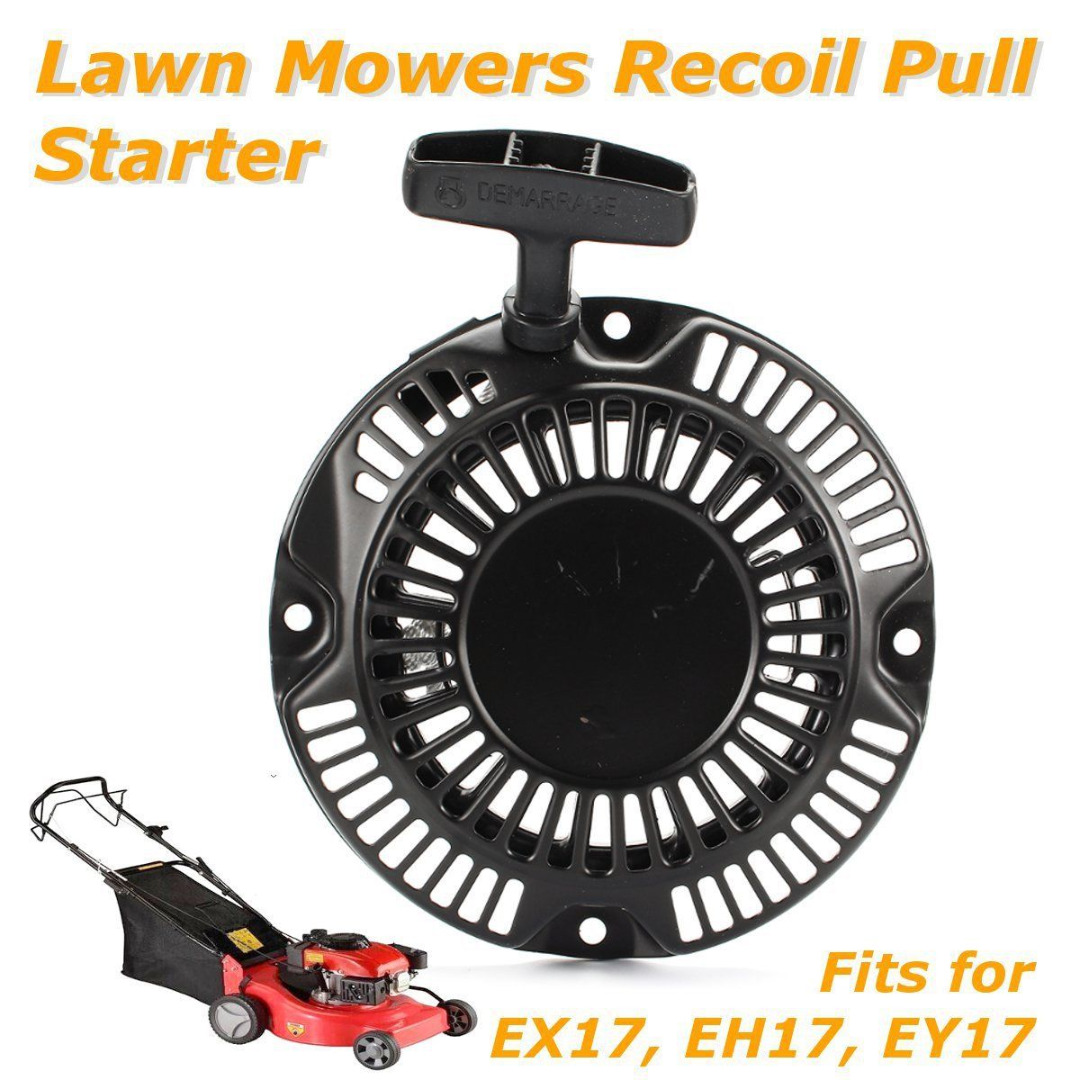 Garden Lawn Mower Recoil Pull Starter Recoil Starter Assembly for Grass Trimmer Parts 2016 new garden tools top quality charging grass trimmer portable home lawn mower with wheels trimmer grass trim level machine