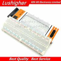 1Pcs PCB Breadboard 830 Point Solderless PCB Bread Board MB-102 MB102 Test Develop DIY