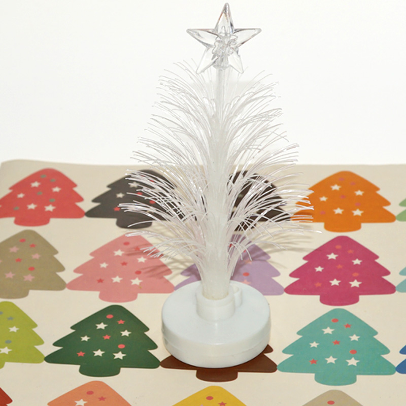 2018 Cotillon Luminoso Al Por Mayor 24pcs Lot New Year Gifts Kids Led Christmas Tree Decorations Light For S Glow In Party Supplies From