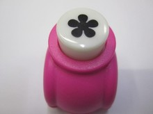 新しい10mm花の形のペーパークラフトパンチ穴パンチプロバイダスタンピングキャラコ印刷手作りfreeshipping