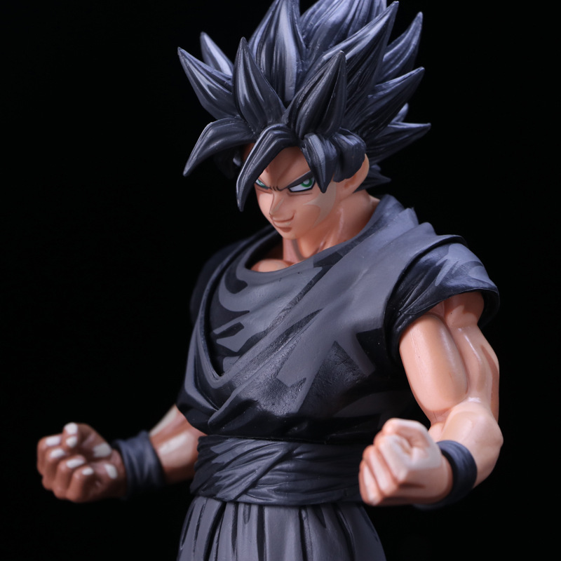 Japan Anime Dragon Ball Z Newest Son Goku Chocolate Limited edition Model Toys Action Figures Dragonball Goku Super Saiyan anime dragon ball super saiyan 3 son gokou pvc action figure collectible model toy 18cm kt2841