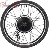 Ebike 36 В/48 В 500 Вт 20inch 700c Электрический велосипед заднее колесо для вождения бесщеточным безредукторных ступицы двигателя Электрический вело